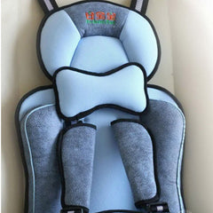 Portable Car Seat Cover Auto Infant Baby Child Safety Harness Cushion