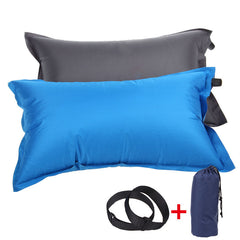 Honana WX-Travel Pillow Ultralight Portable Air Inflatable Pillow Outdoor Camping Travel Soft Pillow