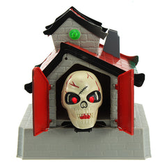 Halloween Decoration Terror Ghost Electric Shout Kidding Toys