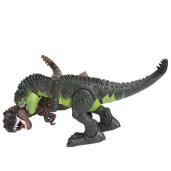 Electric Light Walking Simulation Dinosaur Toy Animals Action Figure With Sound