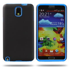 Matte Silicone Back Case For Samsung Note 3 N9000