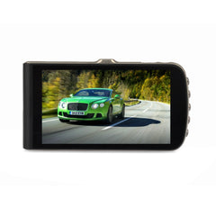 HD 1920x1080P 4.0 Inch Screen 170° Wide Angle Dash Cam Car Dashboard Camera Video Recorder