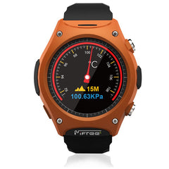 MFRERE Q8 Outdoor Waterproof IP56 Bluetooth Smart Watch Wrist Watch For IOS Android