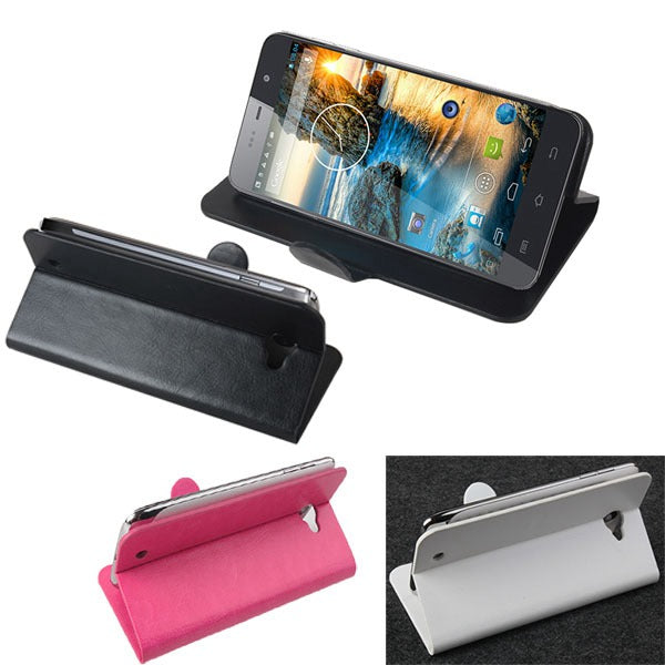 PU Leather Protective Case For ThL W200 W200S