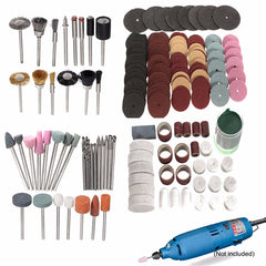 223pcs 1/8 Inch Shank Rotary Tool Accessories Bits Set for Dremel