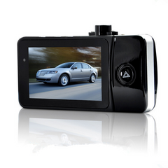 Novatek 96220 Full HD 1080P Car DVR Camera 2.7 inch LCD G-Sensor