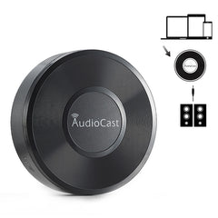AudioCast M5 Airplay DLNA Music 3.5mm Wireless Adapter Audio Receiver Transmitter for Smart devices