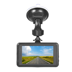 Oncam T636 1080P Full HD Car DVR Camera Dash Cam Video Recorder Dual Camera G-sensor