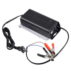 Suoer 12V Smart Fast Lead Acid Battery Charger For Car Motorcycle