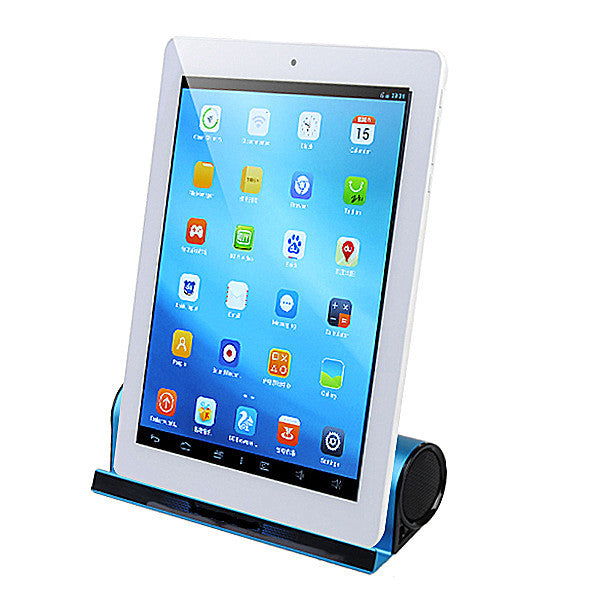 Portable Wireless Bluetooth Stand Speaker For iPhone iPad
