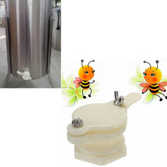 Beekeeping Tools Honey Shake Machine Beekeeping Honey Flow Outlet Honey Mouth Gate