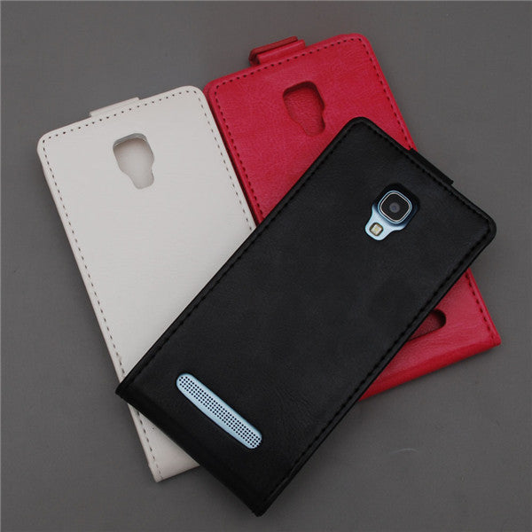 Flip PU Leather Magnetic Protective Case For THL T12