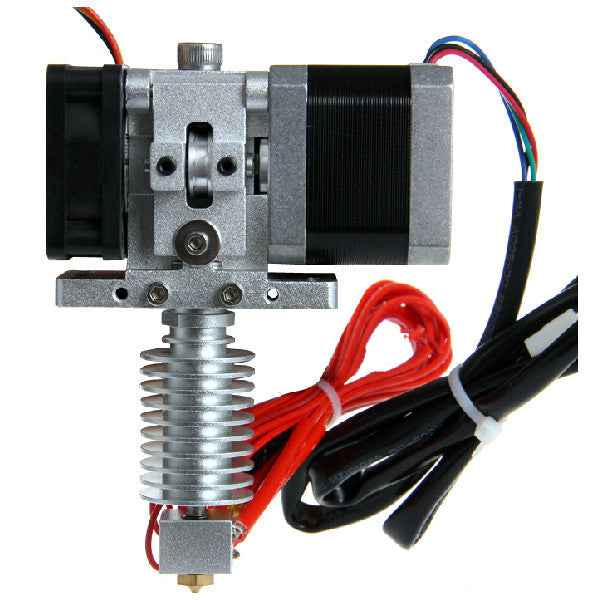 GT8 Extruder 0.3-0.5mm Nozzle All Metal J-Head Hotend