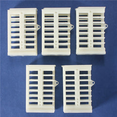 5Pcs Multifunction Queen Cage Bee Match-box Moving Bee Catcher Cage Beekeeping Tool