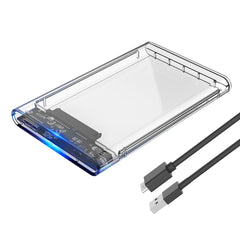 "2.5""USB 3.0 SATA HDD Externe Case / Behuizing / Windows / Mac"