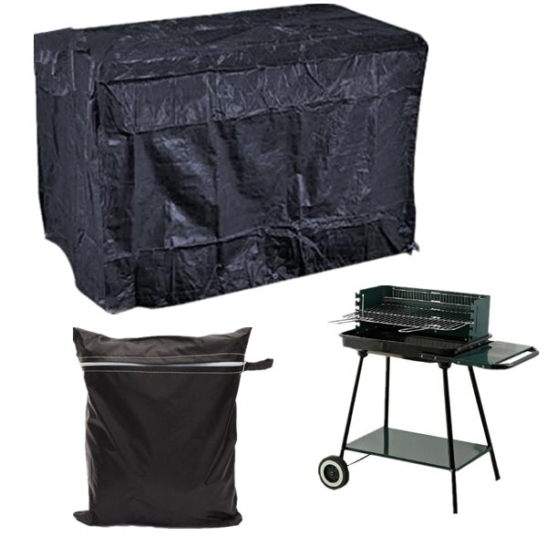 Outdoor Camping BBQ Waterproof Cover Barbecue Grill Protector