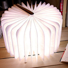 Book Style Lamp / 360 Graden Multifunctionele Lamp