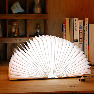 Foto Book Style Lamp / 360 Graden Multifunctionele Lamp