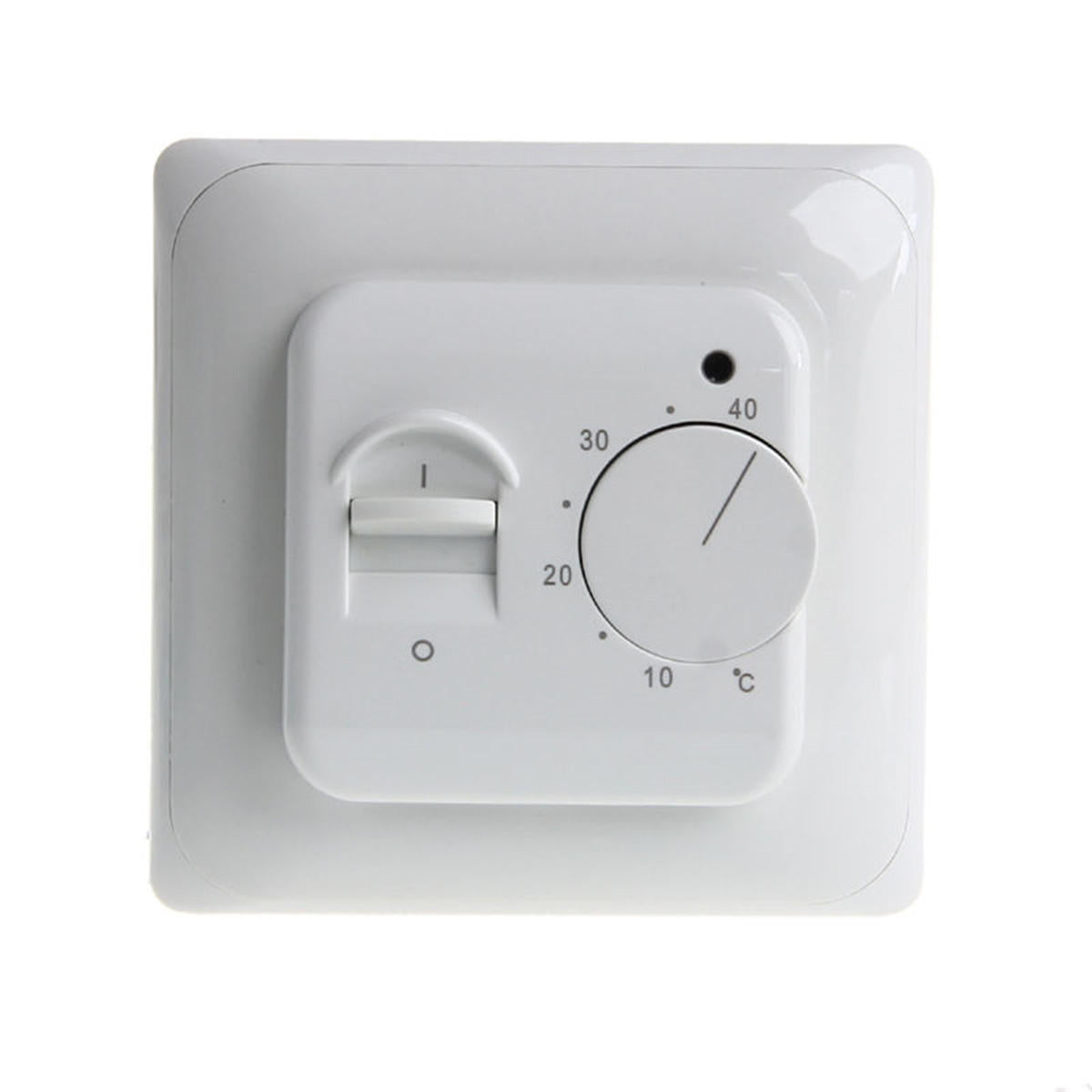 Wil je alles weten over Floor Heating Thermostat Air Condition Temperature Controller Switch 16A 220V? Hier lees je alles over Tools