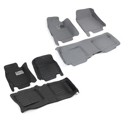Car Floor Leather Front & Rear Liner Waterproof Mat For Toyota CAMRY 2006- 2011