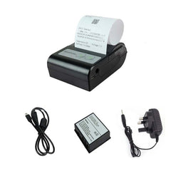 Mini Wireless Bluetooth Receipt Thermal Mobile Printer For IOS Android Windows