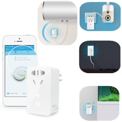 Wifi Wireless Remote Control Switch Timer Smart Power Socket AU Plug for Mobile Phone