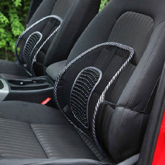 Hot Sale New Car Seat Chair Mesh Back Lumbar Support Pad Cushion