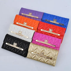 Bowknot Flip Card Slot Wallet Case For Samsung Galaxy Note3 N9000