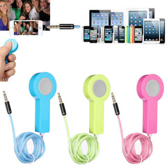 Wired Camera Shutter Release Self-Timer For iPhone 6 Plus 6 5S 5 iPad Mini
