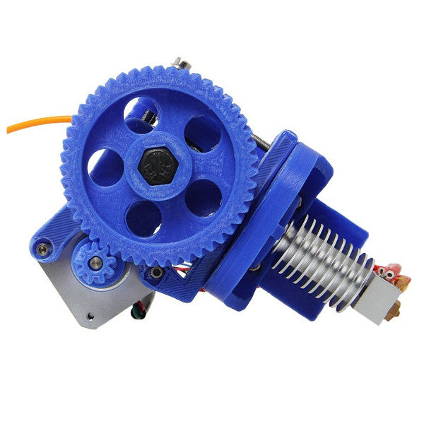 Assembled 3D Printer GT4 Extruder With Metal J-head