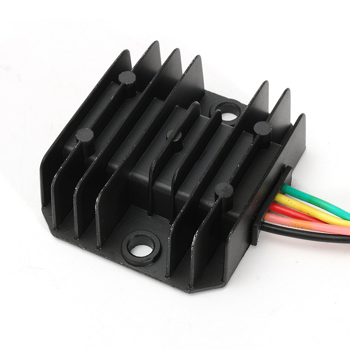 Baotian Wire Diagram 50cc Panterra Retro 12v 5 Wires Regulator Rectifier For 125cc Chinese Atv Quad Scooter Motorcycle