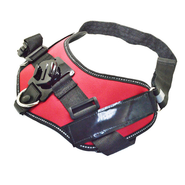 Adjustable Harness Dog Chest Strap Belt 360-Degree Rotate for Gopro SJCAM Xiaomi Yi Action Camera