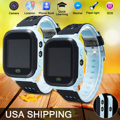 1.44inch Touch Screen Waterproof Tracker SOS Call Children Smart Watch for Android IOS iPhone