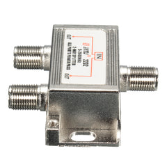 3 Pcs 2 Way 5-2600mhz TV Satellite Cable Splitter Combiner for Sky Virgin Signal Media