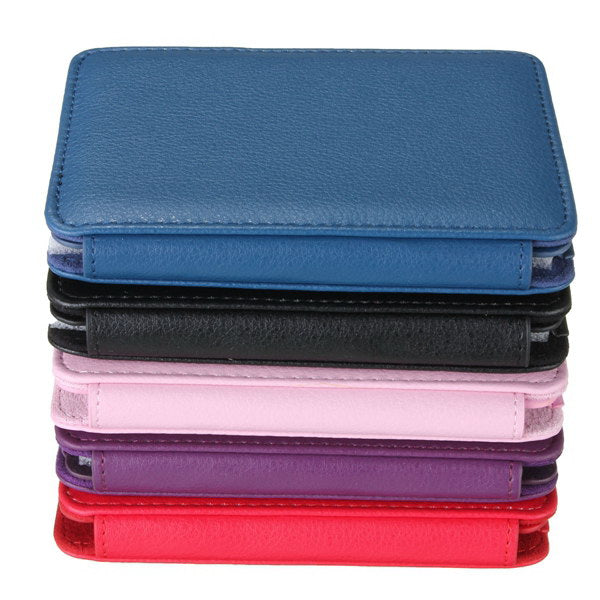 Ultra Thin PU Leather Cover Case Protector For KOBO MINI eReader