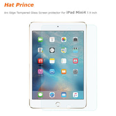 Hat Prince 0.33mm 2.5D Premium Tempered Arc Edge Tempered Glass Screen Protector For iPad Mini 4