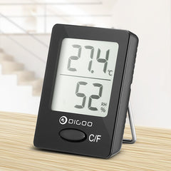 Digoo DG-TH1130 Home Comfort Digital Indoor Thermometer Hygrometer Temperature Humidity Monitor