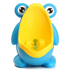 Kids Boy Bathroom Potties Children Early Education Trainning Frog Potties Removable Urinal