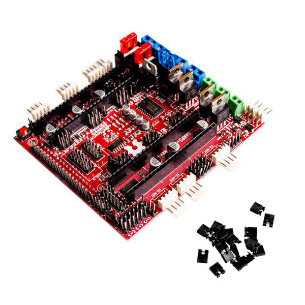Geeetech® RAMPS-FD Controller 32bit Cortex M3 ARM Shield For Arduino Due Reprap 3D Printer
