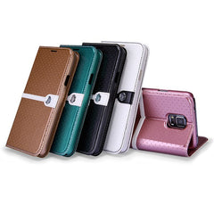 Ice Series Leather Case For Samsung GALAXY S5 G900