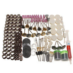 217pcs Rotary Tool Accessories Set for Dremel Grinding Sanding Polishing Tool