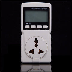 GM86 Digital LCD Micro Power Meter Analyzer Monitor Tester Measuring Power Factor Frequency Ammeter Voltmeter