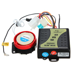 Motorcycle Anti Theft Device Two-way Alarm Cut-ray Bm-988