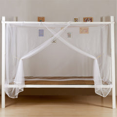 Mosquito Net Bed Canopy Dome Netting Fly Insect Protection Bed Outdoor Curtain
