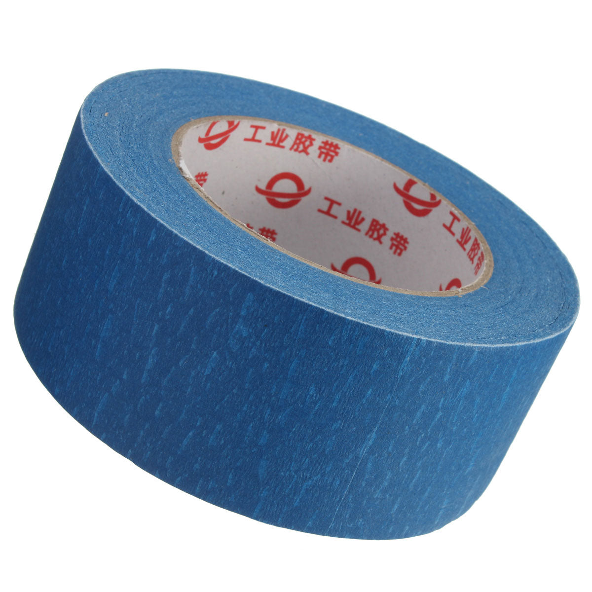 50mmx50m 50mm Wide 3D Printer Blue Tape Reprap Bed Tape Masking Tape For 3D Printer Parts