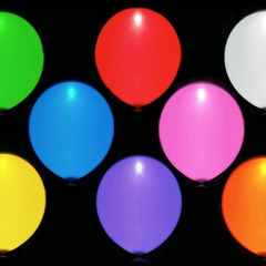 LED Light Balloon For Wedding And Party Decoration