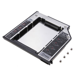 2.5inch SATA 2nd HDD Hard Driver Caddy Dell Latitude E6400/E6500 9.5mm