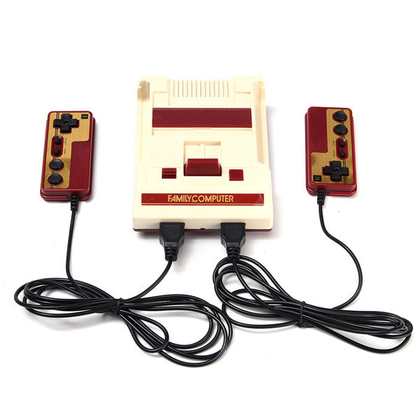 Coolboy RS-36 Mini Classic Family Computer Edition Game Consoles With 2 Controller 400 Games