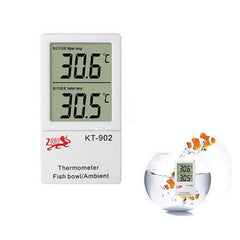 KT902 2.0 Inch Water Aquarium Fish Tank Digital Thermometer