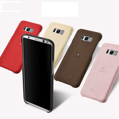 Lenuo Ultra-thin Soft PU Leather Shockproof Cover Case For Samsung Galaxy S8 Plus